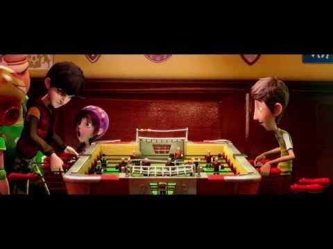 Суперкоманда / Большая игра / Волшебный футбол (2013) - Русский трейлер мультфильм