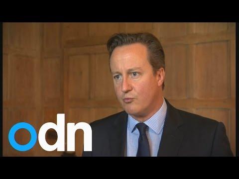 David Cameron reacts to murder of Alan Henning