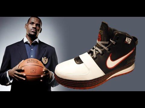LeBron et Nike, c'est pour la vie
