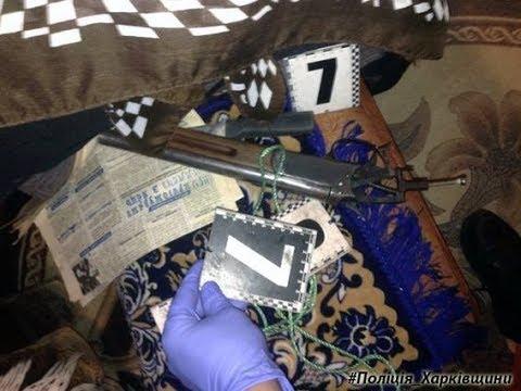 Под Харьковом отец и сын задержали вооруженного дробовиком грабителя