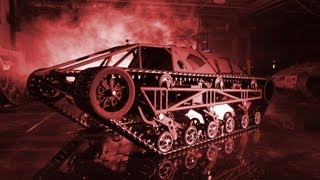 Ripsaw MS2 Worlds Fastest Duel Tracked Vehicle