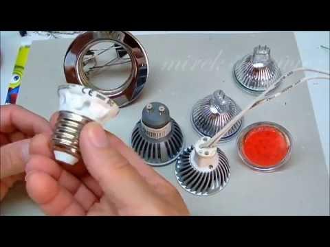 Jak Z świecących Diod  Zrobić Oświetlenie LED