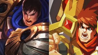 Top 5 SHAMELESS League of Legends Rip-Offs