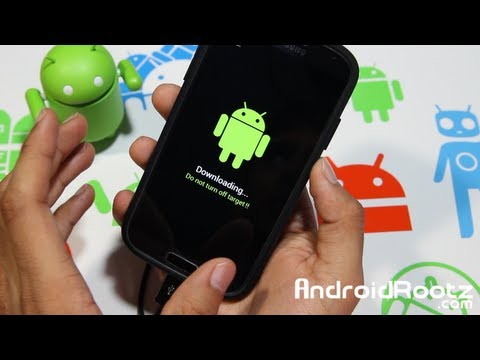 How to Unroot / Unbrick the Galaxy S4! - Complete Stock