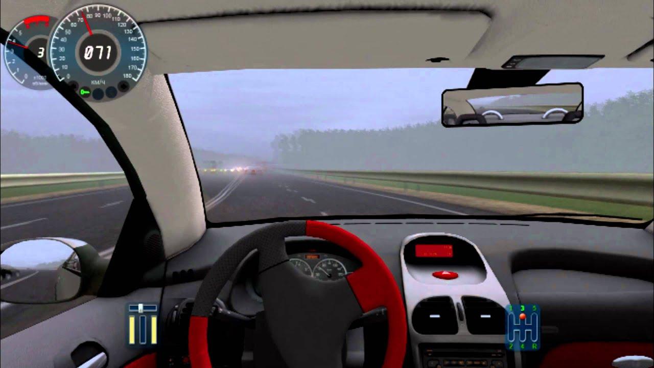 car 3d simulator