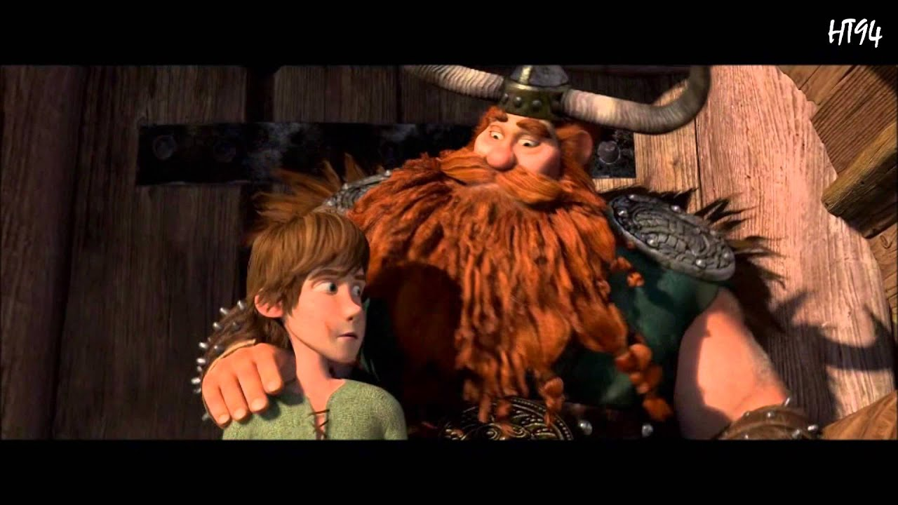 hiccup and stoick relationship
