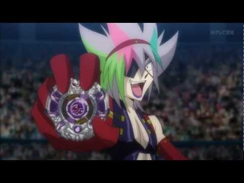 HD Metal Fight Beyblade Zero G Episode 35 - Bahamudia. the Emperor of Ultimate Destruction!