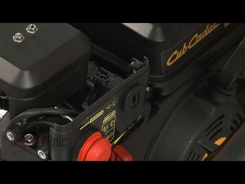Ignition Switch - Cub Cadet Snowblower