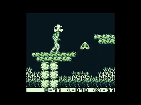 Game Boy: Metroid II Return of Samus (playthrough)