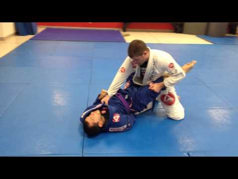 Sweep and Armbar Variations from Closed Guard Image 1