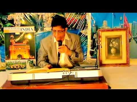 Ek Dil Ke Tukde Hazar Hue Koi Yahan Gira Koi Wahan Gira By Khader Khan video