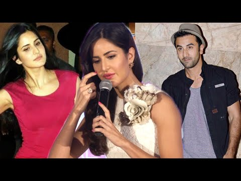 Finally! Katrina Kaif Reacts To Her BREAK UP With Ranbir Kapoor (VIDEO)