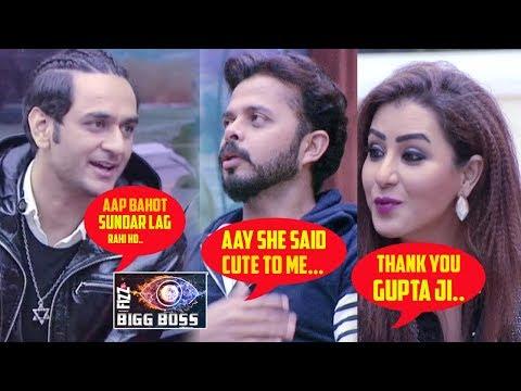 BB12 Day 43 Update : Diwali Dhamaka | Vikas Gupta Flirts With Shilpa , Sreesanth Gets Highlighted