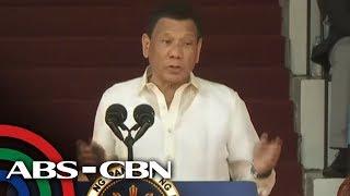 ANC Live: 'Bastos yan,' Duterte urges member states to leave ICC
