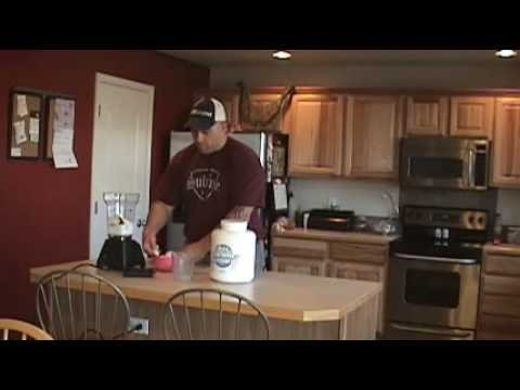 Weight Gainer Oreo Shake with Whey Protein Video