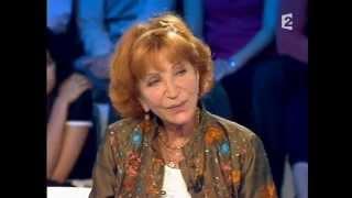 Maria Pacôme - On n'est pas couché 6 octobre 2007 #ONPC