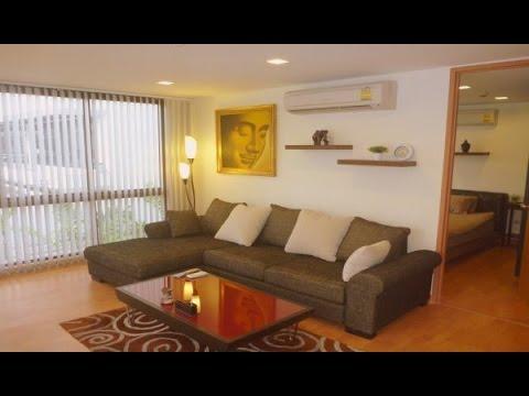 XVI Condominiums: Apartment room for long-term rent (Sukhumvit Soi 16 area, Bangkok)