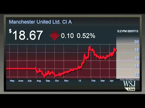 A Vital Part of Manchester United's Stock Success