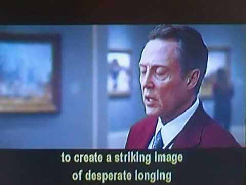 Amazing scene with Christopher Walken.mp4