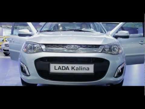 Обзор Lada Kalina
