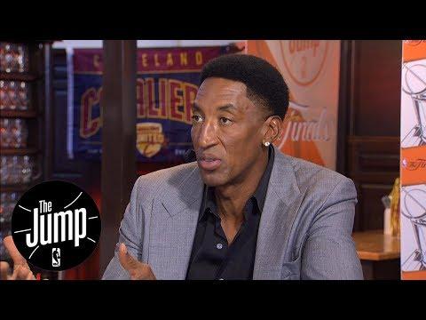 Scottie Pippen Can't Believe Robert Horry's Comments   The Jump   ESPN