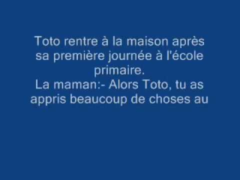 pil blagues toto n 2   youtube