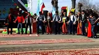 جشن نوروز کردها، قزاقستان