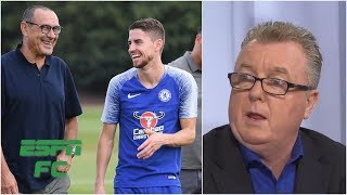 Steve Nicol unloads on Maurizio Sarri and Jorginho: 'What does he do?' | Premier League