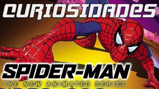 Curiosidades de Spider-Man: The New Animated Series (2003)