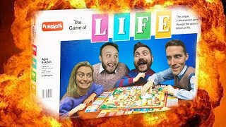 LIFE SWAP - Board Game Show (Bonus Video)