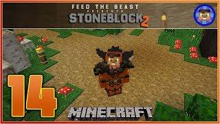 StoneBlock 2 Modpack Ep 14 - Draconic Armor  - Modded Minecraft