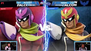 Momocon 2019 SSBU - RCS| Fatality(Falcon) vs PhantomXII(Falcon/Pichu) - Singles Pools