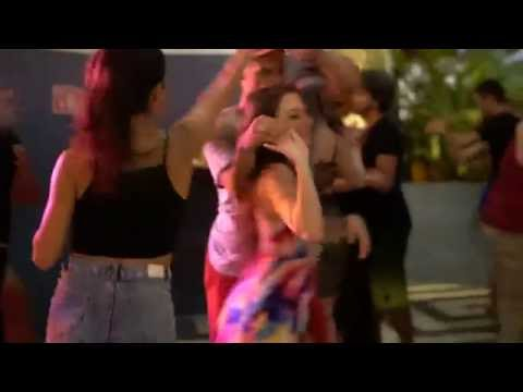 00236 ZoukMX 2016 Social dance: Brenda, Jessica and Kuna ~ video by Zouk Soul