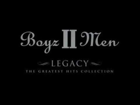 On Bended Knees - Boyz II Men (w/ lyrics)