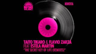 Taito Tikaro, Flavio Zarza - The Secret Key of Life - Vicente Belenguer & Blas Marin Remix