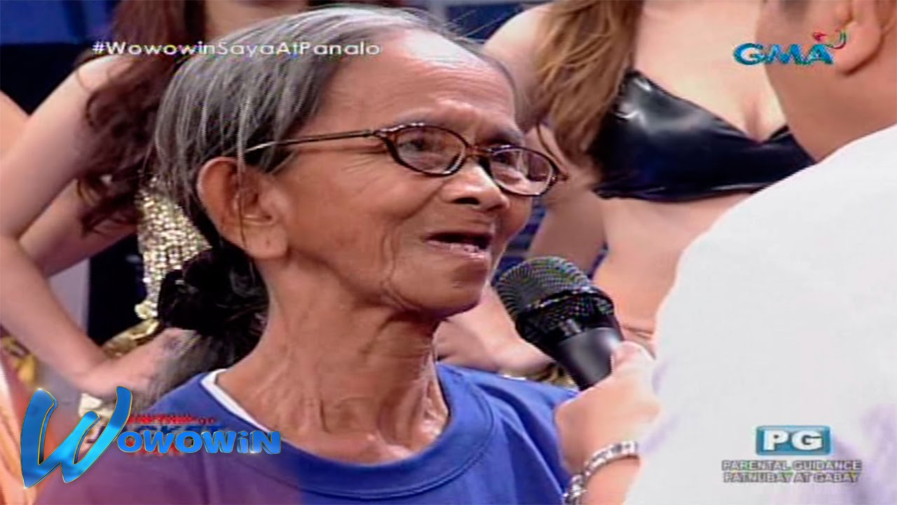 Wowowin: Lola gets prizes without playing the game
