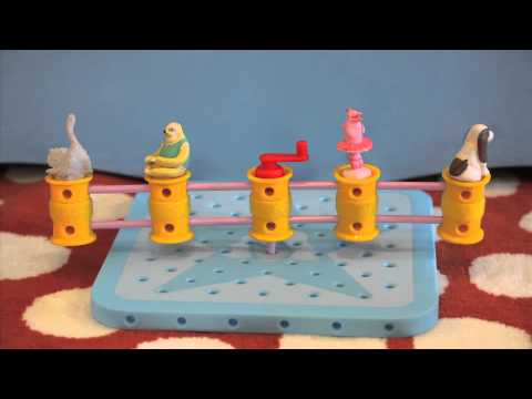 """The Star Spinner"" - GoldieBlox Games for Girls Playground"