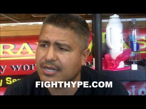 ROBERT GARCIA SAYS MAIDANA WILL TAKE THE RISKS THAT OTHERS HAVE NOT AGAINST MAYWEATHER