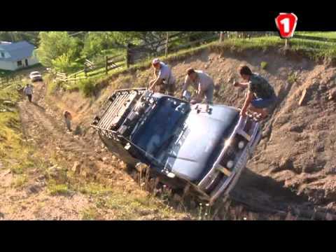 X-territory: Закарпатье через год после наводнения. 08'2009. (УКР)