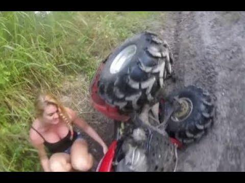 3 wheeler flips and rubicon power wheelie!! great ride