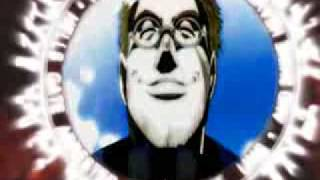 Alucard Vs Anderson Meet the creeper - Rob Zombie