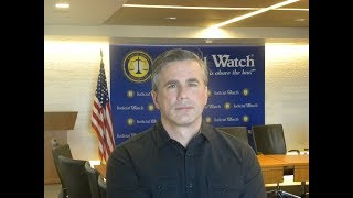 Tom Fitton on Al Franken, Election Integrity, Clinton Emails Discovered, New Fusion GPS Lawsuit