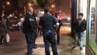 NYPD Action: Union Square EDP