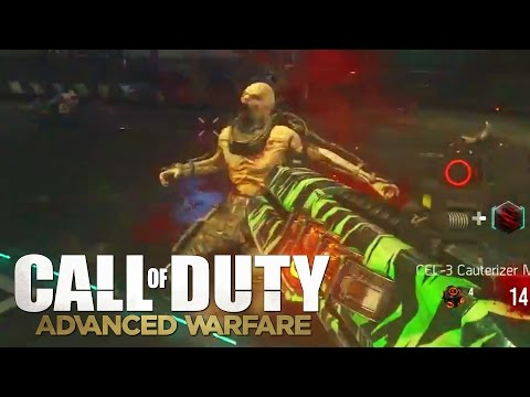 Exo-Zombies: Eindrücke & Meinung / Review - Call of Duty: Advanced Warfare (German/Deutsch)