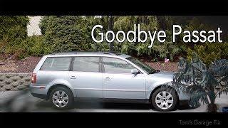 Farewell to Our Volkswagen Passat - Tom's Garage Fix