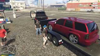 TOMMYS NEW WHIPS! | FIRST OF ITS KIND | FIVEM