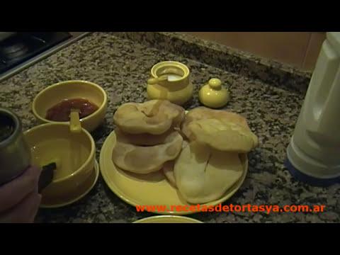 Tortas Fritas - Recetas de Tortas YA!
