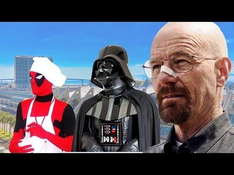 The 5 Craziest True Life Comic Con Stories