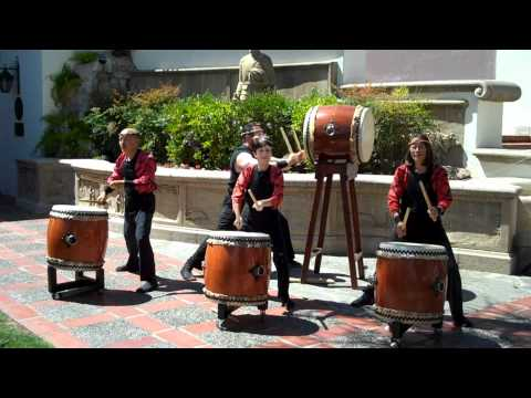 Taiko Center of Los Angeles at the Bowers Museum