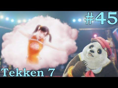 [телохранительница китаянки] let's play слепое прохождение Tekken 7 с комментариями #45
